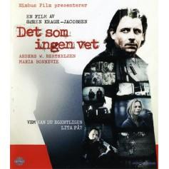 Det som ingen vet (Blu-ray)