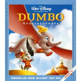 Dumbo (2-disc) (Blu-ray)
