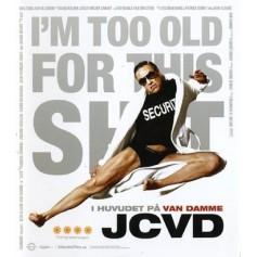JCVD - I huvudet på Van Damme (Blu-ray)
