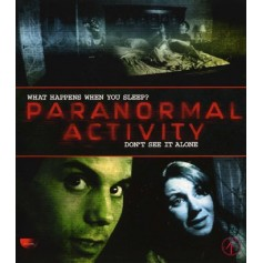 Paranormal Activity - Unrated (Blu-ray)