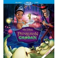 Prinsessan Och Grodan (2-disc) (Blu-ray)