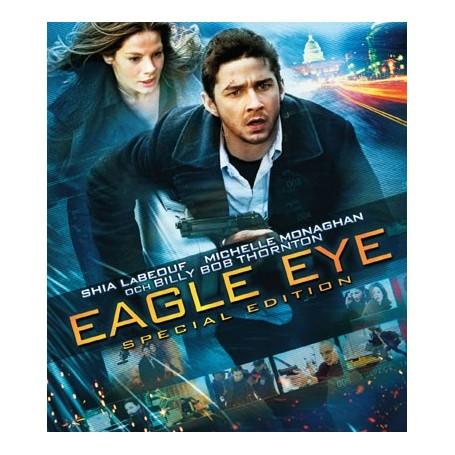 Eagle Eye Blu Ray Dvd Shoppen