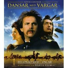 Dansar med vargar (Blu-ray)