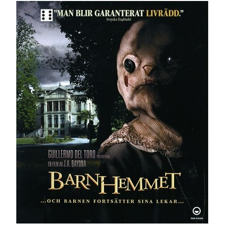 Barnhemmet (Blu-ray)