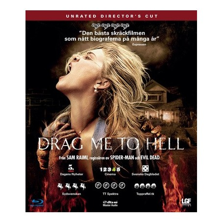 Drag Me To Hell - Unrated Director's Cut (Blu-ray)