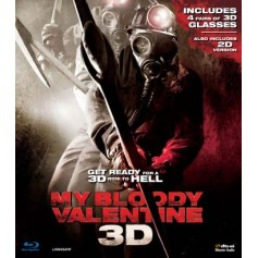 My Bloody Valentine 3D (Blu-ray)