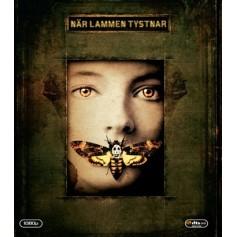 När lammen tystnar (Blu-ray)