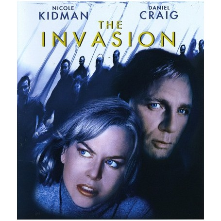 Invasion (2007) (Blu-ray)