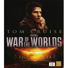 Världarnas krig (Blu-ray)