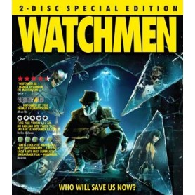 Watchmen (2-disc Blu-ray)