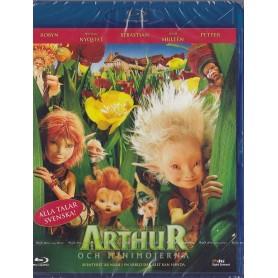 Arthur Och Minimojerna (Blu-ray)
