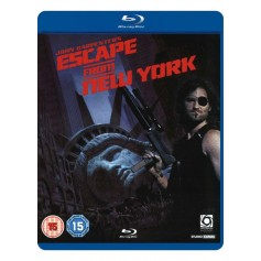 Escape from New York (Blu-ray) (Import)