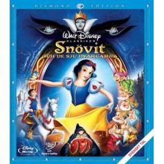 Snövit Och De Sju Dvärgarna (2-disc) (Blu-ray)