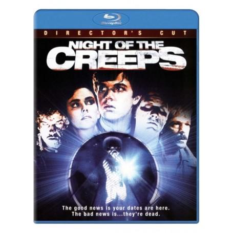 Night of the Creeps (Blu-ray) (Import)
