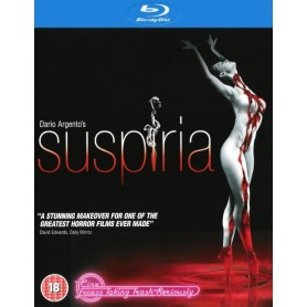 Suspiria (Blu-ray) (Import)