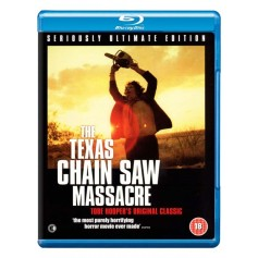 Texas chainsaw massacre: Ultimate edition (Blu-ray) (Import)
