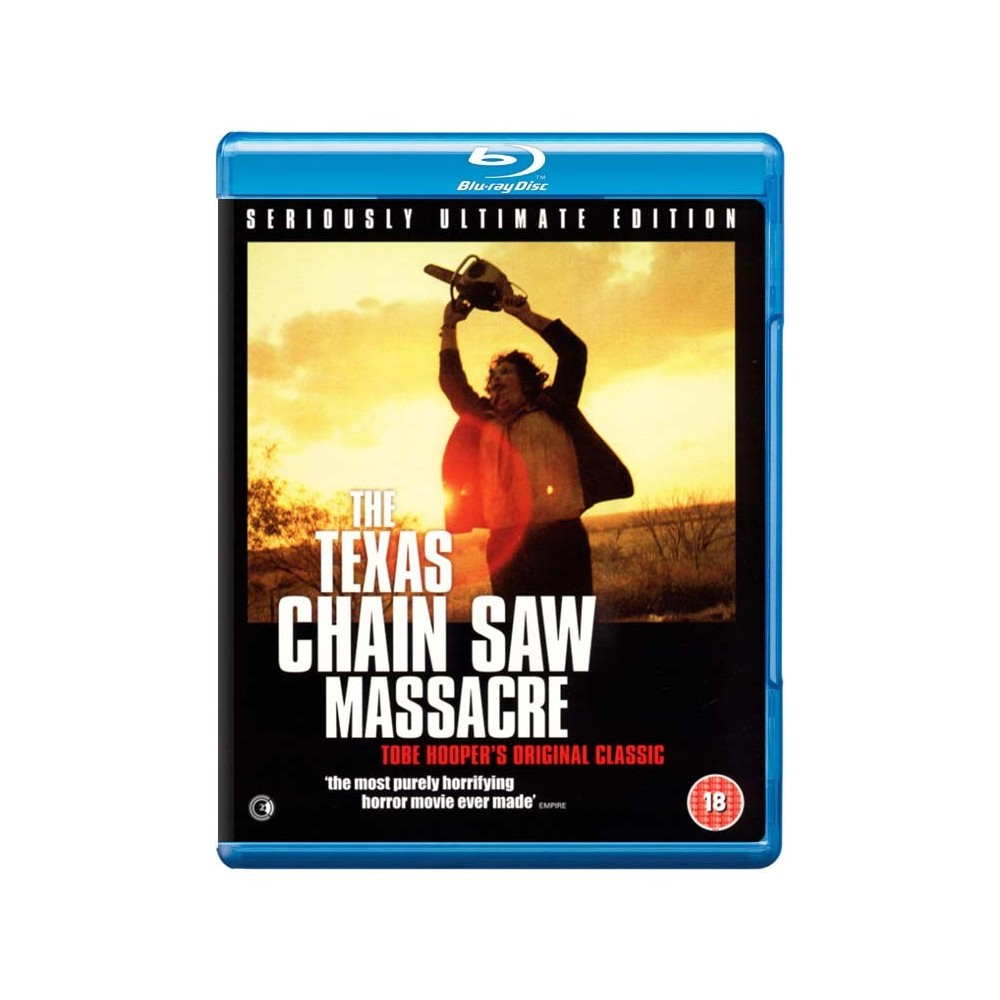texas chainsaw massacre collection blu ray