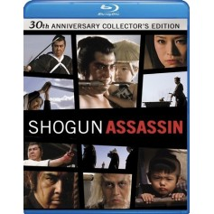 Shogun Assassin (Blu-ray) (Import)