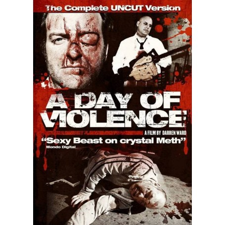 A Day Of Violence: Uncut (Import)