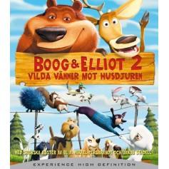 Boog & Elliot 2: Vilda vänner mot husdjuren (Blu-ray)