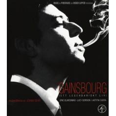 Gainsbourg - Ett legendariskt liv (Blu-ray)