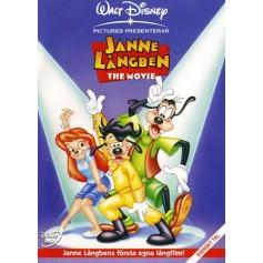 Janne Långben - The Movie