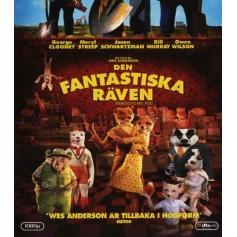 Den fantastiska räven (Blu-ray + DVD)