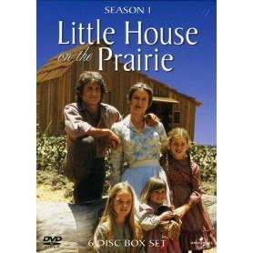 Lilla huset på prärien - Säsong 1 (6-disc)