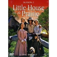 Lilla huset på prärien - Säsong 2 (6-disc)