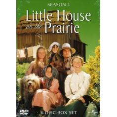 Lilla huset på prärien - Säsong 3 (6-disc)