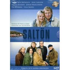 Saltön - Säsong 1-2 (3-disc)