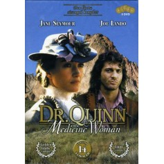 Dr Quinn, medicine woman - Säsong 1 (5-disc)