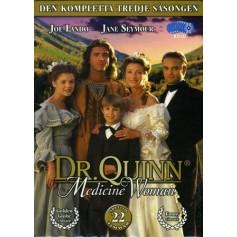 Dr Quinn, medicine woman - Säsong 3 (8-disc)