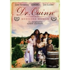 Dr Quinn, medicine woman - Säsong 4 (6-disc)