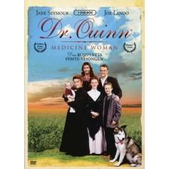 Dr Quinn, medicine woman - Säsong 5 (6-disc)