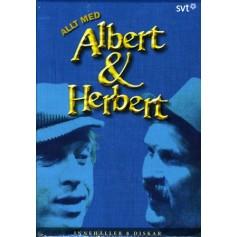Allt med Albert & Herbert - Samlingsbox (8-disc)
