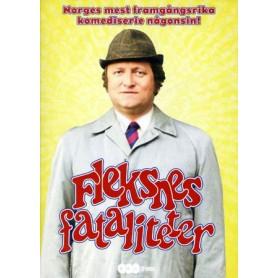 Fleksnes Fataliteter (3-disc)