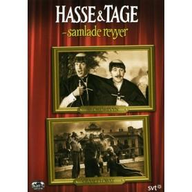 Hasse & Tage - 88-öresrevyn/Glaset i Örat