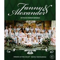 Fanny och Alexander (Bergman) (Blu-ray)