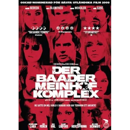 The Baader Meinhof Komplex