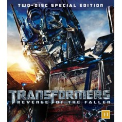 Transformers 2 - Revenge of the Fallen (2-disc) (Blu-ray)