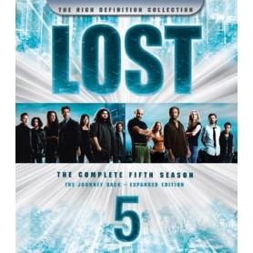 Lost - Säsong 5 (5-disc) (Blu-ray)