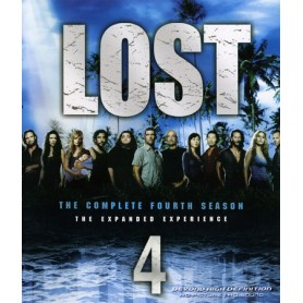 Lost - Säsong 4 (5-disc) (Blu-ray)