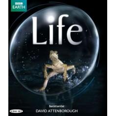 Life (4-disc) (Blu-ray)