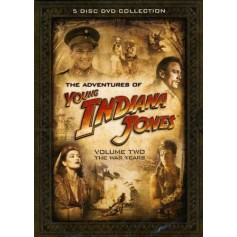 Adventures of Young Indiana Jones Vol 2 (5-disc)