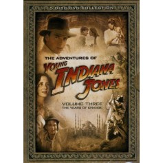 Adventures of Young Indiana Jones Vol 3 (5-disc)