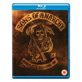 Sons Of Anarchy: Complete Seasons 1 & 2 Box Set (Blu-ray)