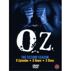 OZ - Säsong 2 (2-disc)