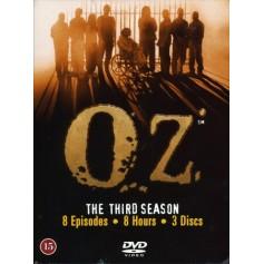 OZ - Säsong 3 (3-disc)