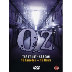 OZ - Säsong 4 (6-disc)